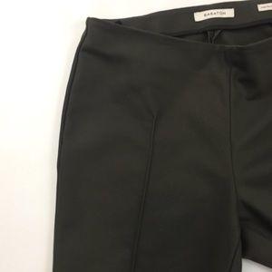 Babaton Pants - Babaton Slate Grey Skinny Dress Pants